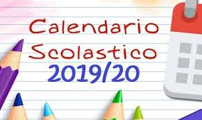 Calendario Scolastico 2020 18 Sardegna.Calendario Scolastico 2019 2020 Istituto Comprensivo 4 Quartu